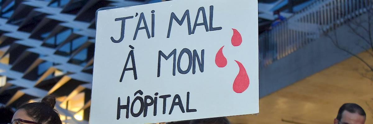 Le système hospitalier suisse : priorité à l'argent ou aux patient.e.s ?